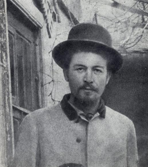 Чехов перед отъездом на Сахалин. 1890
