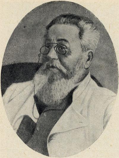 В. Ф. Снегирев, профессор. Фотография