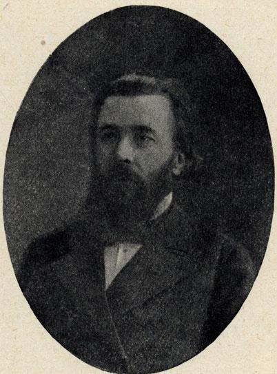 Н. В. Склифасовский, профессор. Фотография