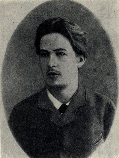А. П. Чехов. Фотография. 1885